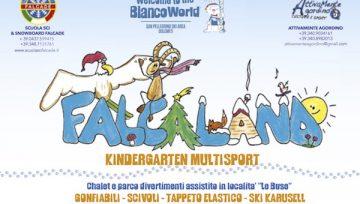 Apertura Falcaland Kindergarten